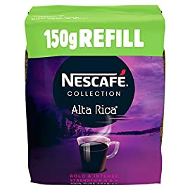 NESCAFÉ GOLD ORIGINS Alta Rica Instant Coffee Refill, 150 g (Pack of 6)