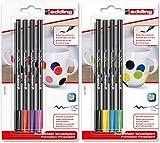 edding Porzellan-Pinselstift edding, sortiert von Edding