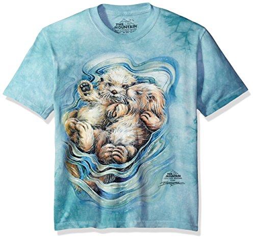 The Mountain Mens A Love Like No Other T-Shirt Children's T-Shirt, Green (Green), Medium