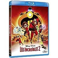 Pixar BD Increíbles 2
