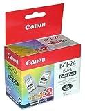 Canon BCI-24 Cartouche d'encre d'origine Noir