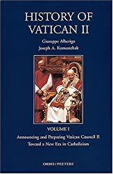 History of Vatican 2 Vol 1: Announcing and Preparing Vatican Council II: 1959-1965 II (History of Vatican II)