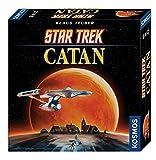 KOSMOS 694814 - Star Trek Catán, Juego de Mesa (de 3 a 4 Jugadores)