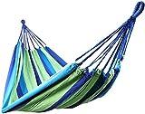 Songmics 210 x 150 cm Hammock for Outdoor Camping Sleeping, Max load: 300 kg GDC15L