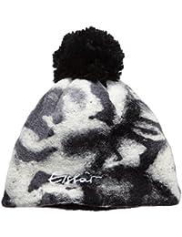 Eisbär Mütze Camo Pompon