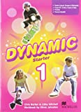 Dynamic. Starter book. Student's book-Workbook-Extra book. Per la Scuola media. Con CD Audio. Con CD-ROM