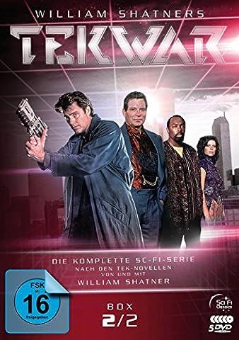 TekWar - Box 2/2: Die komplette Sci-Fi-Serie [5 DVDs]
