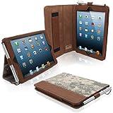 iPad mini & mini Retina Hülle (Camouflage), SnuggTM - Smart Case mit lebenslanger Garantie + Sleep / Wake Funktion