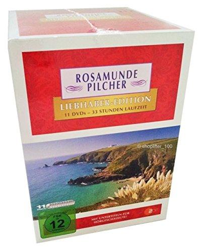 Rosamunde Pilcher - Liebhaber-Edition, Vol. 1 (11 DVDs)