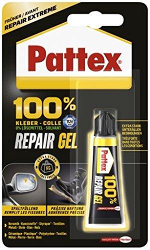 3 x Pattex Repair Extreme 8,8g (+10{2d9ddaa38eadc2a274b3fb0b0dc965a486e0734215f6bad1e4df24b93d23cafa}mehr inhalt) Universal All for One besser als Sekundenkleber