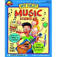 Poof-Slinky 0S6803002 scientifique Explorateur Mon premier Kit Science de la Musique, 6-activit-s