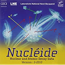 Nucléide version 3-2010 : Nuclear and Atomic decay data, CD Rom