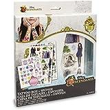 Descendientes - Premium Tattoos, set de joyería y maquillaje (Toy Partner 675411)
