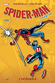 Spider-Man Team-up - Intégrale, tome 39 : 1981 par Jerry Bingham