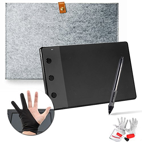 huion-h420-usb-art-design-graphics-drawing-tablet-board-digital-pen-with-10-wool-liner-bag-and-two-f