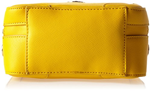 Tommy Hilfiger Miss Tommy Micro Trunk, Sacs baguette Jaune (Freesia)