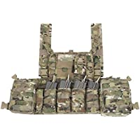 Warrior Elite Ops Chest Rig Elite 4 Multicam M4