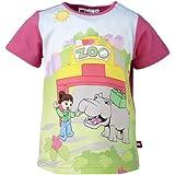 LEGO Wear Lego Duplo Zoo Taia 304 - Camiseta para niña