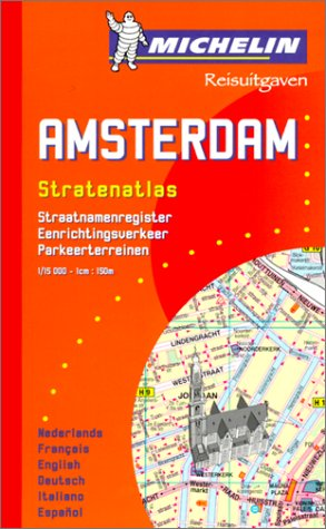 Preisvergleich Produktbild S.Stadtpl.Amsterdam Spir (Stadtpläne (Kartographie))