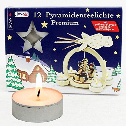 Set Premium-lumini?Speciale? Con beccuccio, per piramidi in alluminio, 12er Set