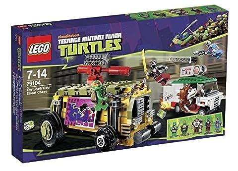 Tortues Ninja Lego - LEGO Teenage Mutant Ninja Turtles - 79104