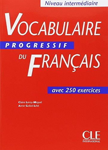 Pdf Vocabulaire Progressif Vocabulaire Progressif Livre