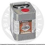 Silberfix 800°C 2,5 l Dose Farbe: silber inkl.1 Pinsel zum Auftragen