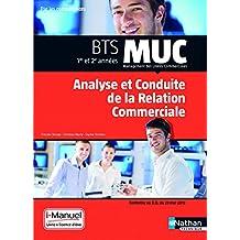 MUC - Analyse et conduite de la relation commerciale