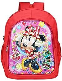 Aadhunik Libaas Polyester School Bag, Travelling Bag, Carry Bag, Picnic Bag, Backpack For Girl's (Age Group :...
