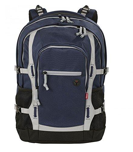 Preisvergleich Produktbild 4YOU Basic Jampac Rucksack 47 cm power blue