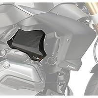 Tapas laterales Puig BMW R 1200 R 15-18 simil carbono