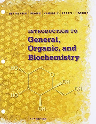 Bundle: Introduction to General, Organic and Biochemistry, 11th + OWLv2, 4 terms (24 months) Printed Access Card by Frederick A. Bettelheim (2015-01-16)
