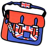 Union Jack Cartoon Tasche