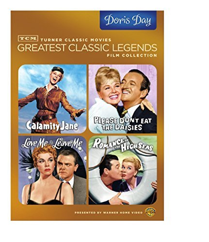 TCM Greatest Classic Legends Film Collection: Doris Day (Calamity Jane / Please Don't Eat the Daisies / Love Me or Leave Me / Romance on the High Seas) by Doris Day