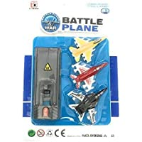 Gifts Collection™ War Fighter Battle Planes Set for Kids -Pack of 3 (Multicolour)
