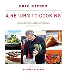 [A Return to Cooking] (By: Eric Ripert) [published: May, 2009]