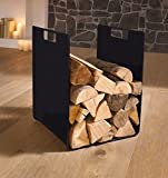 "Holzkorb ""Classic"" aus Metall"