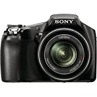 Sony HX100V Digitalkamera (16 Megapixel, 30-fach opt. Zoom, 7,75 cm (3 Zoll) Display, 27-mm-Weitwinkel, Full HD) schwarz