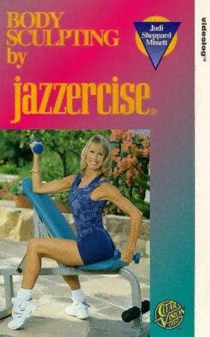 jazzercise-body-sculpting-vhs-uk-import