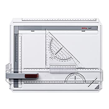 Rotring 232710 Rapid Drawing Board, A4 Size - Transparent