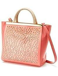 Oriflame Women's Handbag(Peach Coral,28888)