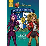 School of Secrets: CJ's Treasure Chase (Disney Descendants) (School of Secrets, 1)