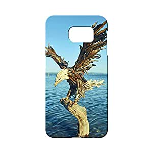 BLUEDIO Designer 3D Printed Back case cover for Samsung Galaxy S7 - G4537