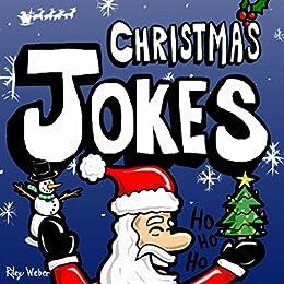 Christmas Jokes by [Weber, Riley]