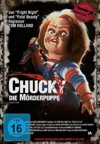 Bild von Chucky - Die Mörderpuppe (Horror Cult Uncut)