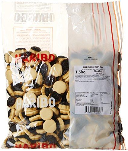 Haribo Bonbon Gélifié Flanbotti Caramel 1,5 kg