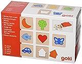 Goki–palpar formes, Jeu de mémoire en bois, 32pièces (56968.0)