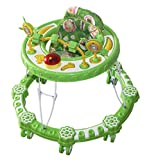 Amardeep Baby Walker Green color 6+ mont...