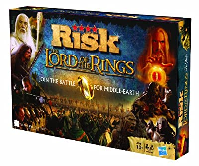 [Import Anglais]Lord of The Rings Risk