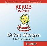KIKUS Guten Morgen (CD-Audio) [Lingua tedesca]